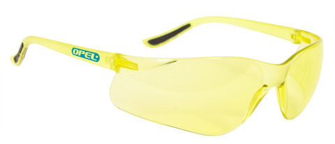 Opel Safety Glasses- Amber