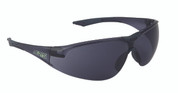 Aeris Safety Glasses- Blue Grey