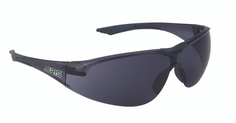 Aeris Safety Glasses- Blue Grey