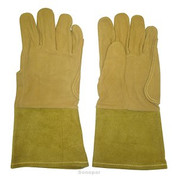 Deer Skin Rose Pruning Glove