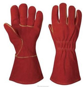 Full Leather Heavy Duty Heat and Welding Glove