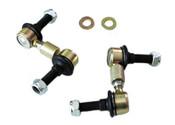 R35 GTR Front Sway bar - link assembly heavy duty adj steel ball