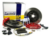 AP Racing Front Ont Brake Kit Ford Focus RS Mk2 (Red)