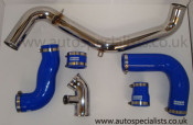 AS Focus RS Mk2 Stainless 2.5 inch Big Boost Pipe Upgrade