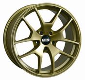 XXR 518 19x8.5 ET30 5x114.3 Gold