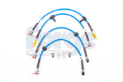 Focus RS Mk3 2016 Braided Brake Lines