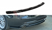 Maxton Designs CENTRAL REAR SPLITTER AUDI A5 S-LINE (WITHOUT A VERTICAL BAR)