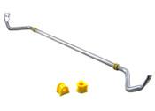 STI Turbo 07-12  Front Sway bar - 24mm X heavy duty blade adjust
