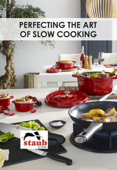 Staub Cookware - Available at House of Knives