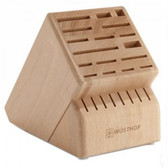WUSTHOF Block Oak XL (25 slot) (7259B)