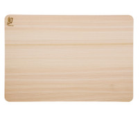 Shun Hinoki Cutting Board - Med (DM0816)