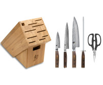 Shun Premier 6pc Block Set (TDMS0600) (874055)