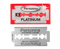 Red Personna Safety Razor Blades (5PC) (RedPersona)