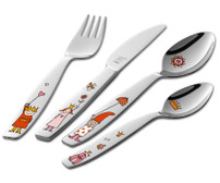 Zwilling Children's Flatware Set 4pc - Emelie (07136-210)