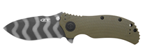 Zero Tolerance ZT 0301 KO Ranger Green Tiger Stripe (0301)