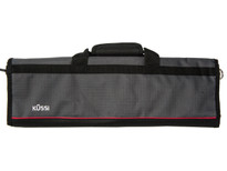 Küssi Knife Bag 8 Slot - Grey/Black (99-610SGB)