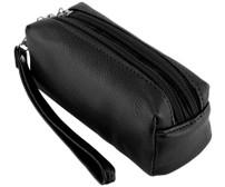 Ice Leather Travel Case - Black (IA-TRAVEL-BLK) (999431)