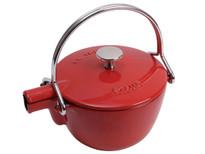 Staub Teapot 1.16Qt/1.1L Cherry (40509-904)