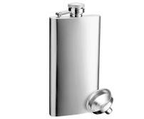 Savoir Flask - Mirror Finish - 5oz (FMIR5Z)
