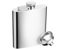 Savoir Flask - Mirror Finish - 8oz (FMIR8Z)