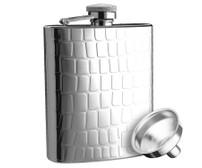 Savoir Flask - Reptile Pattern - 8oz (FREP8Z)