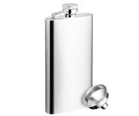 Savoir Flask - Satin - 5oz (FSAT5Z)