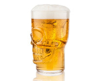 Final Touch Brainfreeze - Skull Beer Mug (FTA1862)