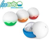 Final Touch Silicone Ice Balls - 4 pack (FTC104)