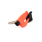 ResQme Car Escape Tool - Orange (110.100.05)