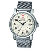 Swiss Military Watch Urban Classic Wht Dial (1041.303)