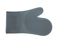 Port Style Silicone Oven Mitt - Grey (PRO2000GY)