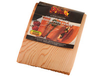 Smokin BBQ Smoked Wraps 6pk Apple (2068)