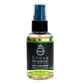 eShave Pre Shave Oil Verbena Lime (ES-32007)