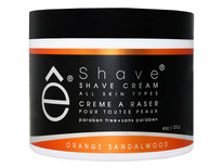 eShave Shave Cream Orange Sandalwood (ES-14004)
