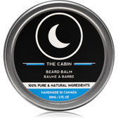 Midnight & Two Beard Balm - The Cabin (BBCBN)