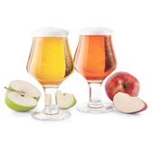 Final Touch Hard Cider Glass Set (GG5018)