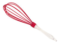 Kussi Silicone Whisk Red (2011R)