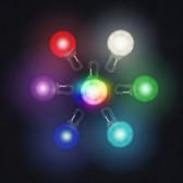 Nite Ize SpotLit Collar Light Disc-O Select (PSGS-07S-R6)
