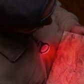 Nite Ize MoonLit Micro Lantern Red (MLTML-10-R6)