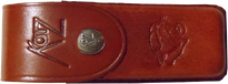 Katz Stockman Leather Sheath (S-LSH)