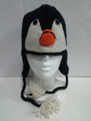 WOOLEN ANIMAL HAT 2