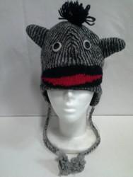 WOOLEN ANIMAL HAT 5