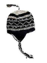 WOOLEN CAP KPW02A15