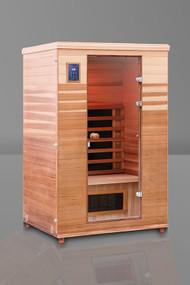 Healthmate Renew 2 Cedar Wood Infared Sauna