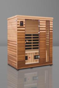 Healthmate Renew 3 Cedar Wood Infared Sauna