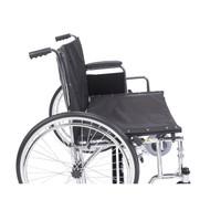 "Sentra EC Heavy Duty Extra Wide Wheelchair, Detachable Desk Arms, 30"" Seat"