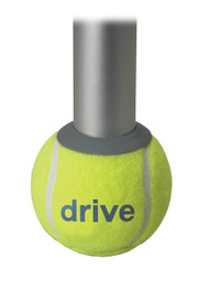 Walker Rear Tennis Ball Glides with Tennis Ball Can, 1 Pair