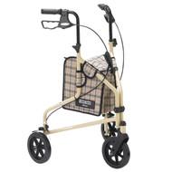 Winnie Lite Supreme 3 Wheel Walker Rollator