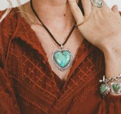 Heart-Shaped Jewelry