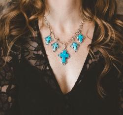 Cross Pendants & Necklaces
